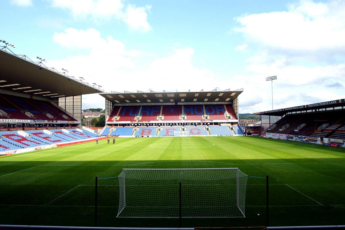 Burnley FC - Turf Moor Stadium Full Wall Mural