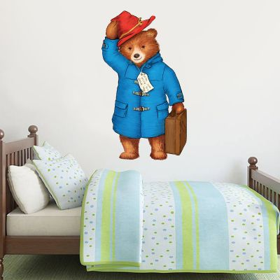 Paddington Bear - Paddington Wall Sticker 005