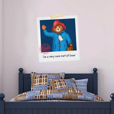 Paddington Bear - Paddington Polaroid Wall Sticker