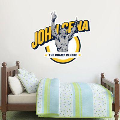WWE - John Cena Graphic Wall Sticker
