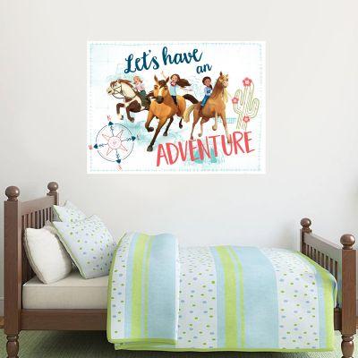 Spirit Riding Free - Adventure Graphic Wall Sticker