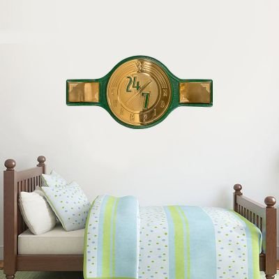 WWE - 24/7 Championship Title Wall Sticker