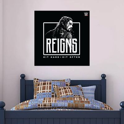 WWE - Roman Reigns Graphic Wall Sticker 2