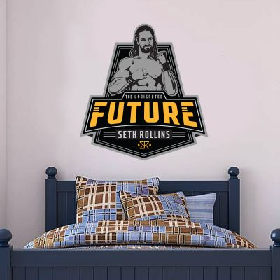 WWE - Seth Rollins Graphic Wall Sticker