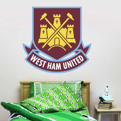 West Ham United 99 Club Crest Logo