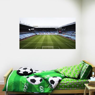 Aston Villa Football Club Stadium Wall Sticker