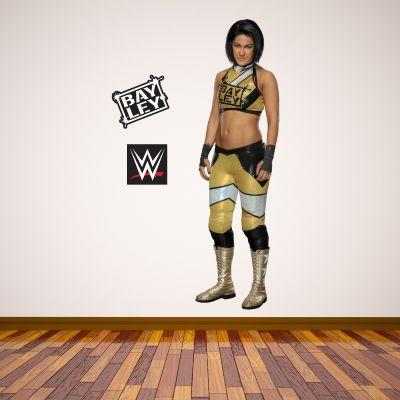 WWE - Bayley Wall Sticker