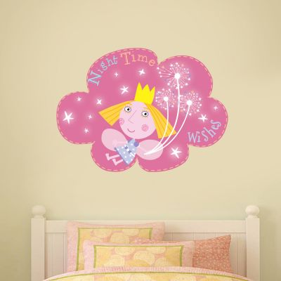 Ben & Holly's Little Kingdom: Holly Night Time Wishes Wall Sticker