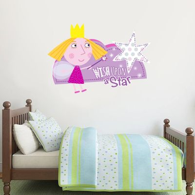 Ben & Holly's Little Kingdom: Holly Wish Upon A Star Wall Sticker