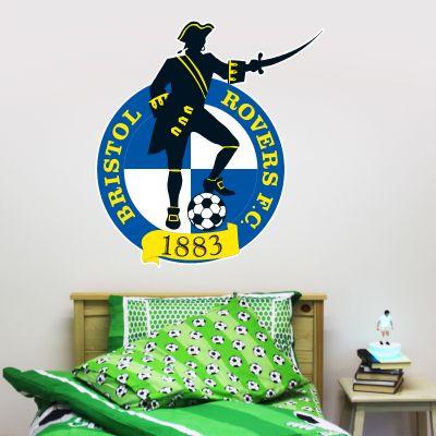 Bristol Rovers F.C. Crest Wall Sticker