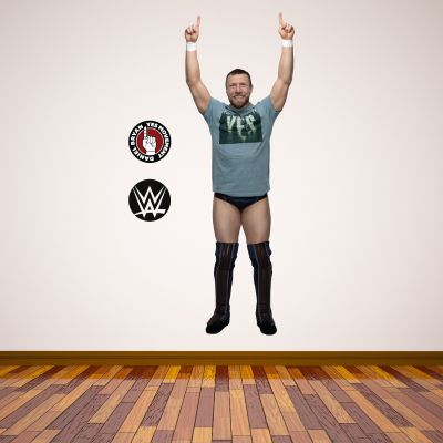 WWE - Daniel Bryan Wall Sticker