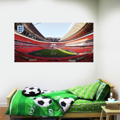 England Wembley Stadium Wall Sticker (Inside)