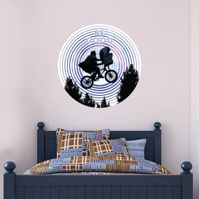 E.T. the Extra-Terrestrial Wall Sticker - Be Good Circle