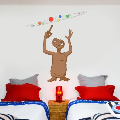 E.T. the Extra-Terrestrial Wall Sticker - Planets