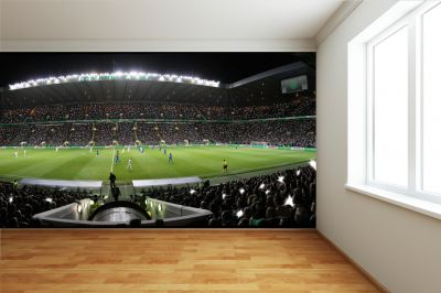 Celtic FC - Celtic Park Stadium Full Wall Mural