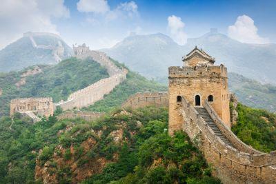 Great Wall of China Wall Mural