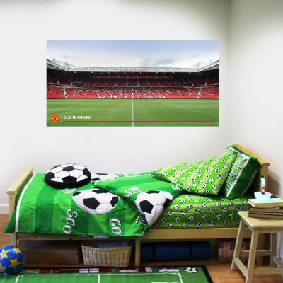 Manchester United F.C. - Old Trafford Stadium Wall Sticker