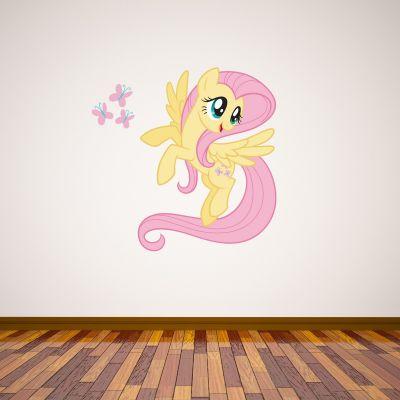 My Little Pony - Fluttershy Wall Sticker