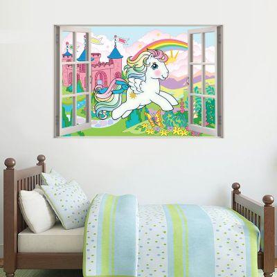 My Little Pony - Retro Starshine Window Wall Sticker