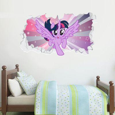 My Little Pony - Twilight Sparkle Broken Wall Sticker