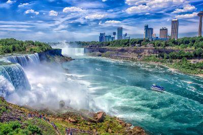 Niagara Falls Wall Mural