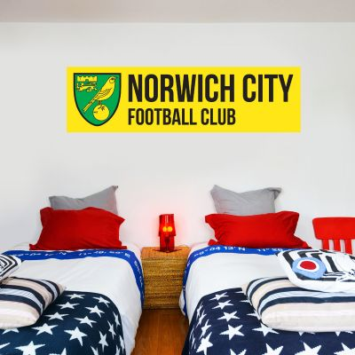 Norwich City FC - Crest & Club Name