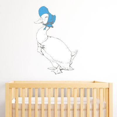 Peter Rabbit Jemima Puddle Duck Wall Sticker Mural