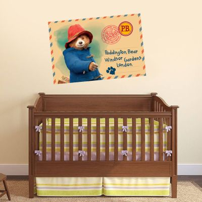 Paddington Bear - Paddington Postcard Wall Sticker
