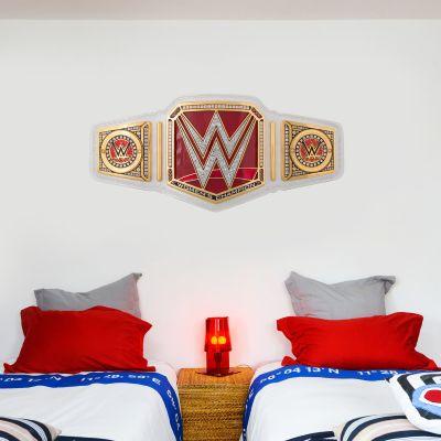 WWE - Raw Women's Championship Title Belt Wall Sticker