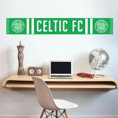 Celtic Football Club - Celts Scarf Wall Sticker