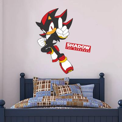 Sonic The Hedgehog - Shadow Wall Sticker