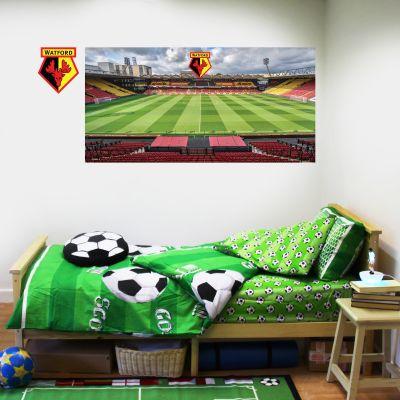 Watford FC -  Vicarage Road Stadium Wall Sticker