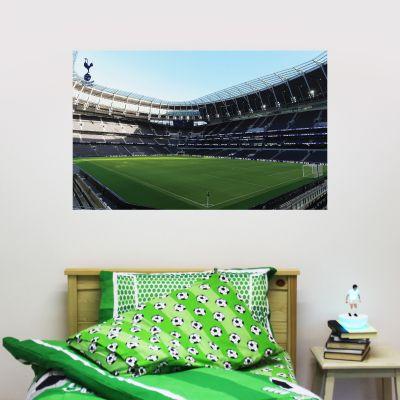 Tottenham Hotspur Football Club - Stadium Wall Mural (Inside) + Spurs Wall Sticker Set
