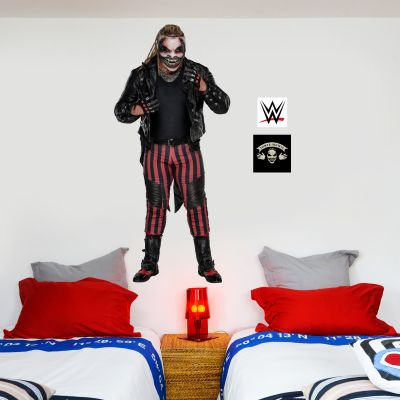 WWE The Fiend Bray Wyatt Cutout Wall Sticker