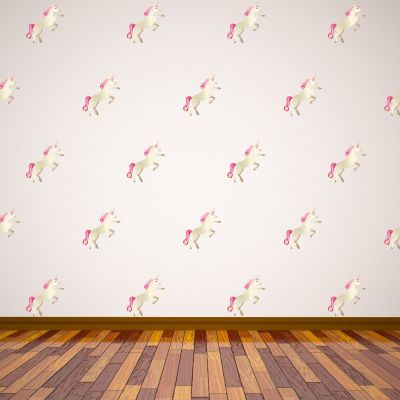 Unicorn Wall Sticker Unicorn Pattern Set