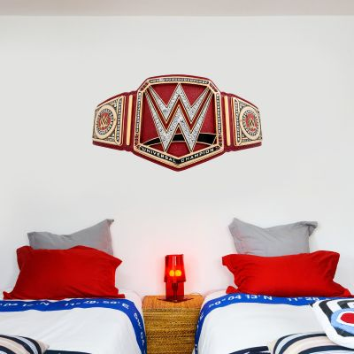 WWE - Universal Championship Title Belt Wall Sticker
