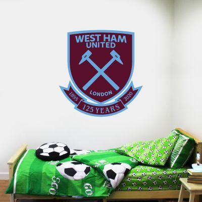 West Ham United Football Club - 125 Year Anniversary Crest