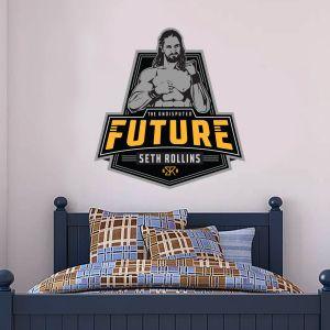 WWE - Seth Rollins Graphic Wall Sticker