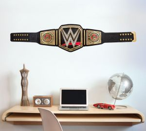 WWE - Championship Belt Wall Sticker