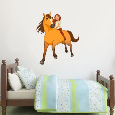Spirit Riding Free - Lucky & Spirit Wall Sticker Set
