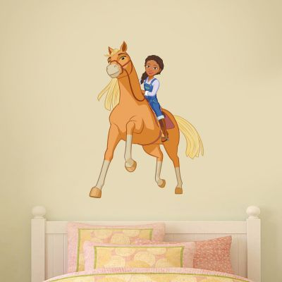 Spirit Riding Free - Pru & Chica Linda Wall Sticker Set