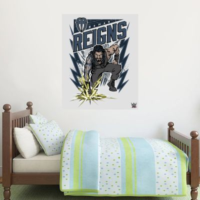 WWE - Roman Reigns Graphic Wall Sticker 1