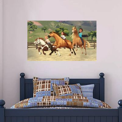 Spirit Riding Free - Group Wall Sticker Poster