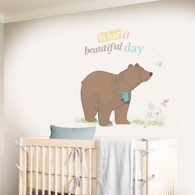 Beautiful day Bear Hunt Wall Sticker