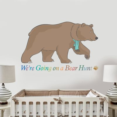 We're going on a Bear Hunt Wall Sticker