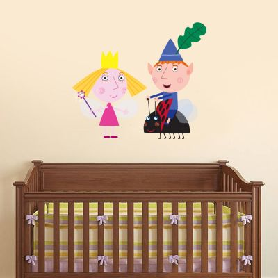 Ben & Holly's Little Kingdom: Ben and Holly Wall Sticker