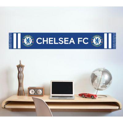 Chelsea Football Club - Blues Scarf Wall Decal