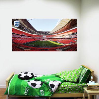 England Wembley Stadium Wall Sticker (Inside)
