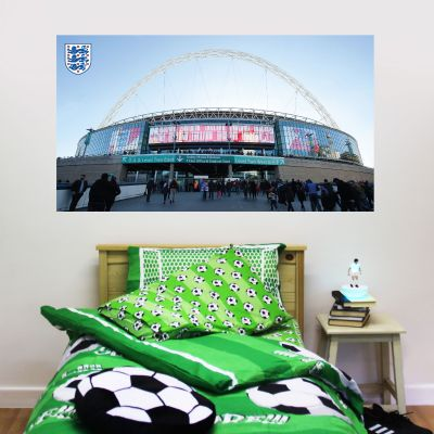 England Wembley Stadium Wall Sticker (Outside)