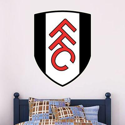 Fulham F.C. - Crest Wall Sticker